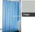 tenda doccia 180x200cm grigio