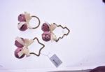 appendino c/campanelle rosa 6cm