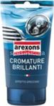 l.auto crema cromature brill. 150gr 8252