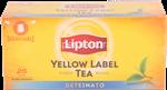 lipton te'yellow label detein.25ff gr.37