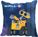 wall-e cuscino stampato 35x35  314103 $$