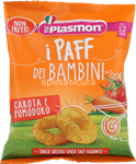 plasmon i paff carota pomodoro gr.15