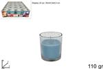 bicchiere candela prof. 110gr oceano