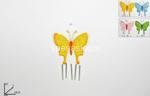 appendino sonagli c/farfalla 31cm$$