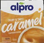 alpro dessert caramello 4x125gr