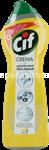cif crema limone 750ml