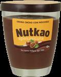 nutkao crema cacao bicchiere gr.200