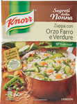 knorr cerealose cereali/verdure gr.106
