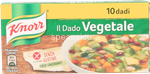 knorr dado vegetale 10 cubetti gr.100