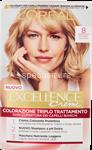 excellence biondo chiaro 8 ml.120