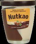 nutkao crema bicolore bicchiere gr.200