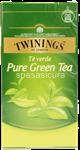 twining pure green tea 25 ff (java)