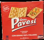 granpavesi crackers salati gr.560
