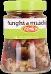 d'amico funghi muschio gr.290        (e)