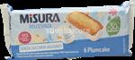 misura dolcesenza plumcake yogurt gr.190
