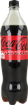 coca cola zero pet ml.1000