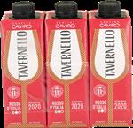 tavernello rosso d'italia ml.250x3
