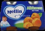 mellin succo albicocca ml.125x4