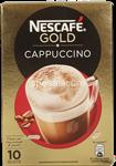 nescafé cappuccino preparato in polvere con caffè e latte 10 buste