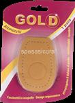 gold cuscinetti alzatacchi ecopelle misura large