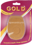 gold cuscinetti alzatacchi ecopelle misura small
