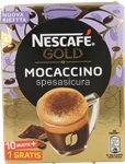 nescafe'mocaccino 10 bustine gr.88