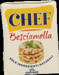 chef besciamella uht ml.200