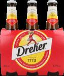dreher birra bott.4,7° ml.330x3