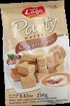elledi party wafers cappuccino gr.250