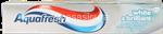 aquafresh dentifr.white e brillant ml.75