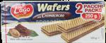 elledi wafers cacao gr.125x2