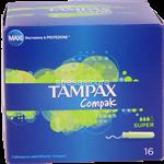 tampax compak super pz.16