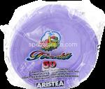 aristea piatto dessert glicine pz.50*