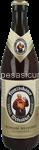 franziskaner hell birra bott.5° ml.500