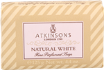 atkinson sapone natural white gr.125