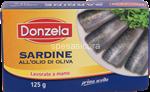 donzela sardine o.oliva gr.125