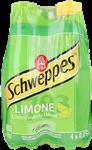 schweppes limone pet ml.250x4