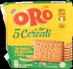 saiwa oro 5 cereali gr.400