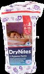 huggies drynites 8-15 anni girl pz.9