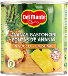 del monte ananas bastoncini natur.gr.435