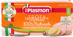 plasmon omogeneiz. trota/verdure gr.80x2