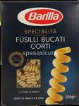barilla specialita'fusilli bucati gr.500