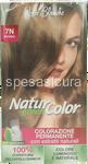 natur color biondo 7n ml.120