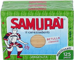 samurai stuzzicadenti pz.125 x 3