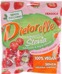 dietorelle morbide fragola gr.70