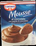 cameo mousse al cioccolato gr.98