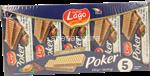elledi poker cacao gr.45x5
