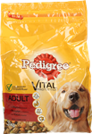 pedigree adult manzo/verdure gr.3000 (e)