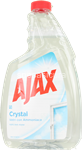 ajax vetri crystal ricarica ml.750
