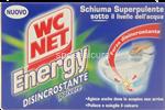 wc net energy disincros.polvere 4 buste